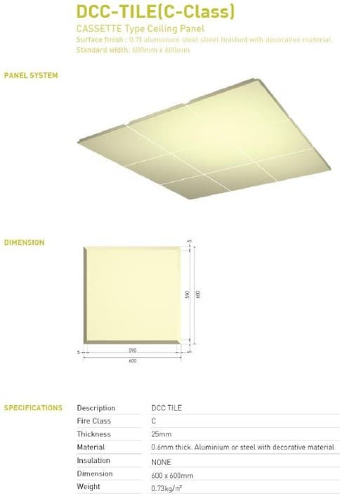 CEILING SANDWICH PANEL, SOFTCORE CEILING PANEL | tradekorea