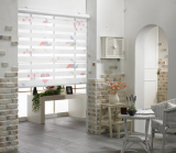 Graphic Combi Shade Blinds