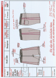OEM garment vendor - PANTS -
