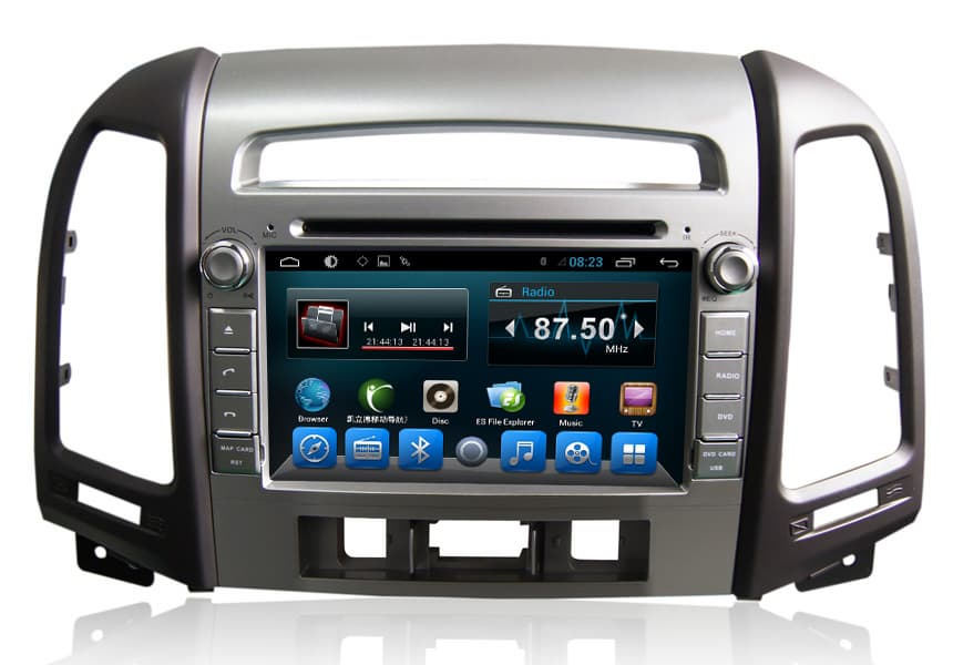 Android Car Stereo Navi Honda Civic 2006 2011 10