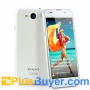 ZOPO C3 - 5 Inch FHD Quad Core Android 4.2 Phone (White, 1.5GHz MT6589T, 1920x1080 441ppi Screen, 13MP Camera, 16GB ROM)