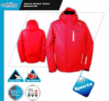 Sports Heated Jacket RHJ5037SP