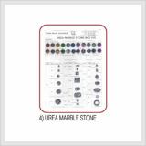 Urea Marble Stone (Hs Code : 7018.10.9000)