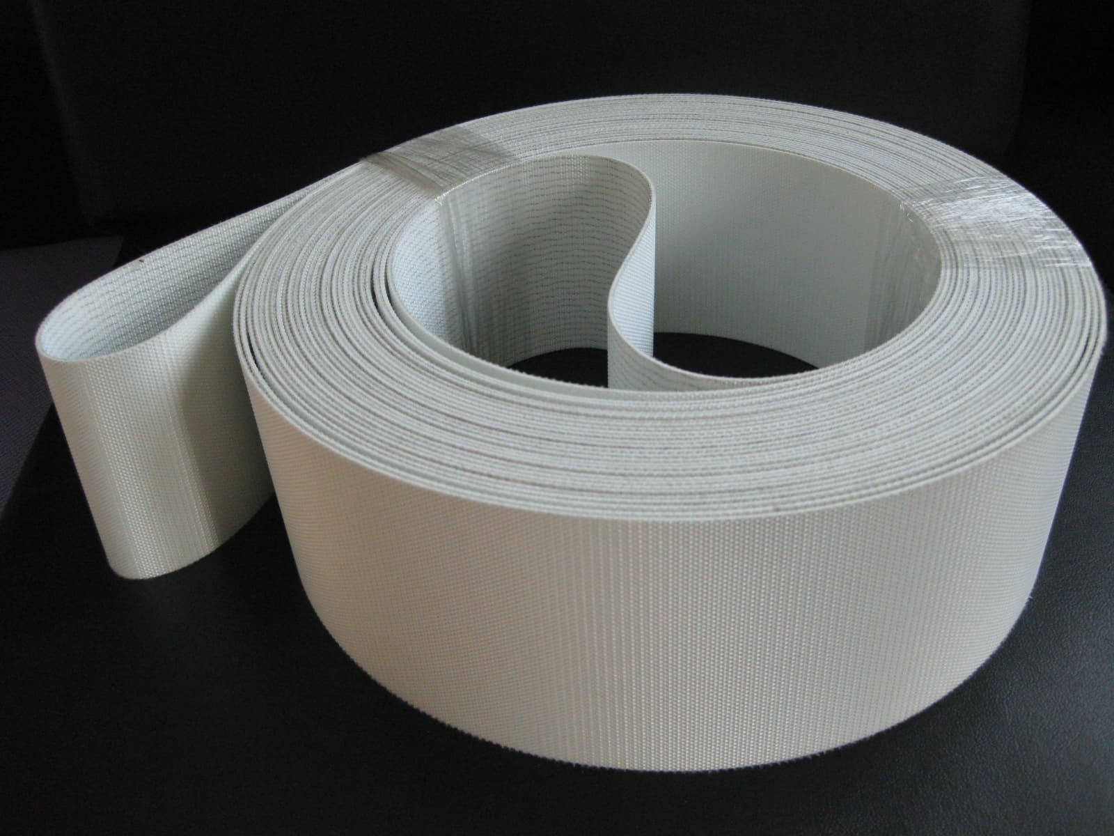 SPINDLE TAPE AND TANGENTIAL BELT