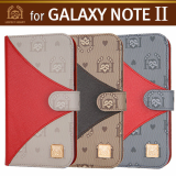 Galaxy NOTE2,Smartphone Case,Diary ,Natural Cowhide Leather [LovelyHeart Korea Co., Ltd]