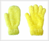Eco-friendly Baby Bath Glove Made From Cornstarch