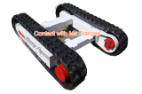 2 ton Rubber track frame (rubber track undercarriage)