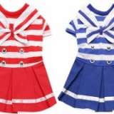 SAILOR DRESS FOR PET