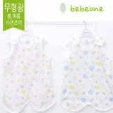 baby sleep vest SUMMER bunny