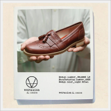 Female Shoe -V.W.M.S No.8002 Light Brown