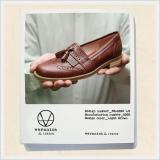 Female Shoe -V.W.M.S No.8002 Light Brown