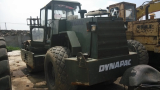used dynapac road roller ca35d good condition