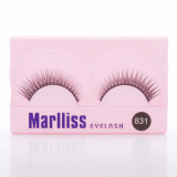 natural false eyelash   style#831-836