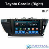 Android 6_0 Car Dvd Player Toyota Corolla 2014 15 2016 RHD