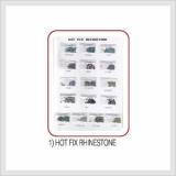 Hot Fix Rhine Stone (HS CODE : 7018.10.9000)