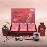 Ginlac Fermented Red Ginseng Power Drink Gold
