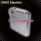 Intelligent capacitor with smart control automatically power