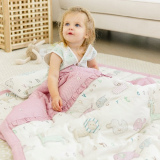 EMF Shielding Baby Bedding