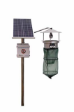 Solar_powered Insect Trap