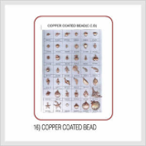 Copper Coated Bead (Hs Code : 7117.19.9000)