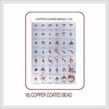Copper Coated Bead (Hs Code : 7117.19.9000)