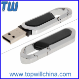 Carabiner Design Twister Flash Drive 32GB Out Sport