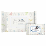 Babykeep Jeju Lava water Wet Tissue