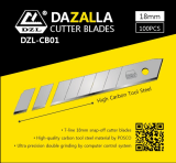 Snap_off Cutter blades
