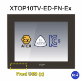_M2I Corporation_ XTOP10TV_ED_FN_Ex  HMI TOUCH PANEL TOP TOP