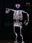 Halloween Party Costumes Led Costume  for Dance and Have Fun