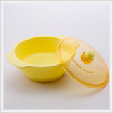 Eco-friendly Biodegradable Baby Dish - Super Non-Slip Bowl