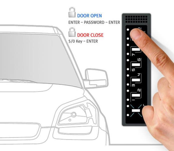 anti theft starter kill device using keyless entry system. Black Bedroom Furniture Sets. Home Design Ideas