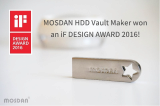 German IF Design Award winning product _MOSDAN HDD Vaults Maker_