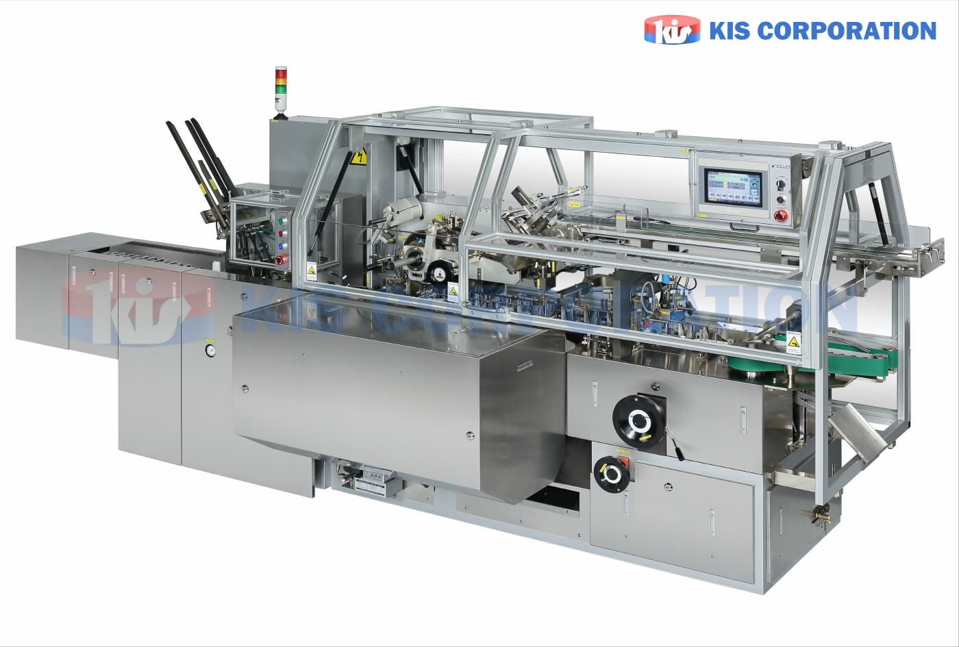 Cartoner packing machine