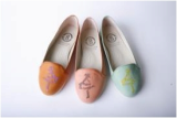 fashion accessory flat shoes.(316)