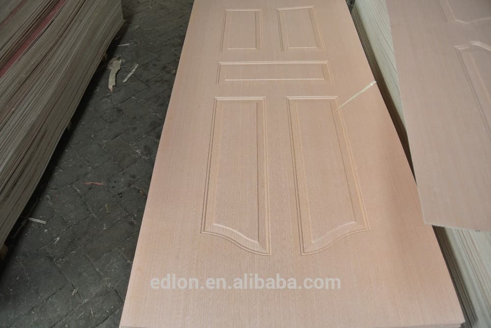 2 5mm okoume wood veneer door skin plywood from edlon wood for Mahogany door skin