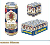 BEER FROM GERMANY  Wolters Pilsener