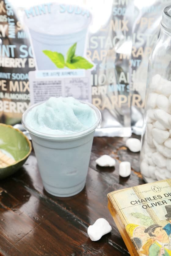 Mint Soda Scent Frappe Mix