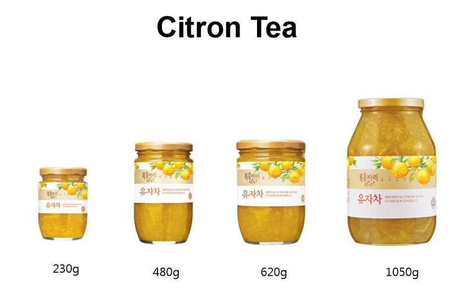 CITRON TEA