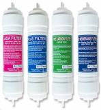 Antioxidiant alkaline mineral filter