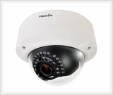 High Resolution Vandal-proof Dome Camera