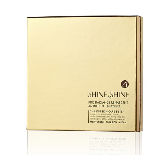 SHINING SKIN CARE 3STEP