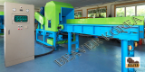 Sawdust machine stationary