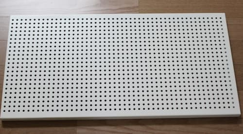 perforated ceiling grilles interior perforated metal wall panels white powder coating from