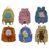 Animal Character Backpack