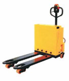 Semi-Electric Pallet Truck-