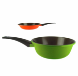 Korean Richef Herb fry pan series_ cookware