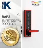 Smart door lock fingerprint lock BABA_8201