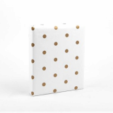 wrapping paper vol-2 - 08 Gold dot