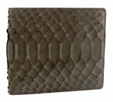 Luxury Python Leather Wallet for Men